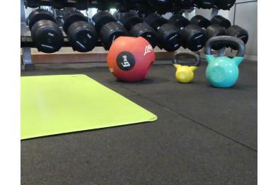 Gym Mat - 1000x1000x20 mm